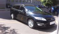 Ford Mondeo Combi 140 л.с. photo 5
